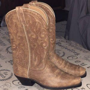 NEW Laredo Women's Maricopa Western Boots Size 8M